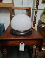 Art Deco Table Lamp / Sphere Lamp 1920s Interior (2 of 6)