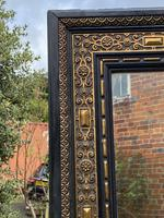 Very Large Ebonised & Gilt Mirror (3 of 7)