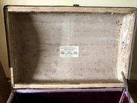 Antique Domed Wooden Sea Trunk c.1850 (11 of 13)