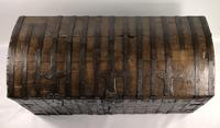 Large Early 17th Century Iron Bound Chest (10 of 22)