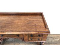 Antique Mahogany Desk with Barley Twist Supports (10 of 13)