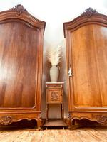 Pair of French Armoires / Two French Wardrobes (3 of 10)