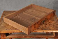 Rare 17th Century Olive Wood Oyster Side Table (11 of 14)