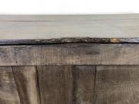 18th Century Welsh Oak Mule Chest (9 of 20)