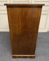 Superb Quality Walnut Chest of Drawers (15 of 18)