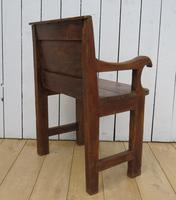 Antique French Bishops Chair (7 of 8)