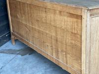 Large French Bleached Oak Enfilade or Sideboard (13 of 19)