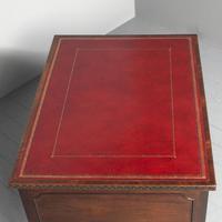 Rare Georgian Period Adams Style Mahogany Desk (2 of 15)
