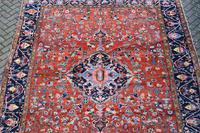 Antique Heriz Carpet 349x265cm (4 of 10)