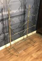 Edwardian Brass Shop Fitting (3 of 8)