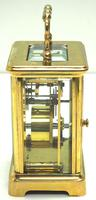 Rare Antique French 8-day Carriage Clock Classic and Sought After Design (5 of 11)