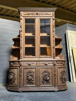 Magnificent French Carved Oak Hunting Sideboard (20 of 23)