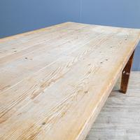 Pine Farmhouse Dining Table (5 of 5)