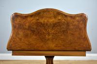 Victorian Burr  Walnut Card Table (6 of 10)