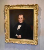 Large Pair of Victorian Oil Portraits (5 of 8)