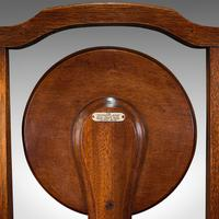 Antique Monoplane Folding Cake Stand, Mahogany, Afternoon Tea, Table, Edwardian (12 of 12)