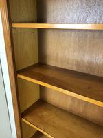 Three Yew Wood Reproduction Bookcases (4 of 9)