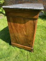 French Louis Philippe Commode in Figured Walnut (5 of 9)