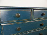 Charming Victorian Painted Chest of Drawers 19th Century (2 of 6)