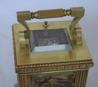 Strike Repeat Alarm Decorative Carriage Clock (4 of 6)
