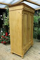 Fabulous Old Pine Cupboard / Double Wardrobe - Option of Shelves (3 of 11)