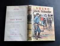 1954 1st Edition Shane by Jack Schaefer with Original Dust Jacket (4 of 5)