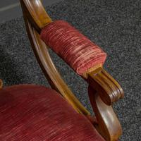 Set of Six Victorian Mahogany Chairs (7 of 13)