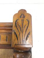 Early 20th Century Antique Oak Dresser (10 of 16)
