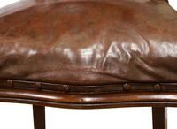Set of 8 Good Quality Victorian Mahogany Balloon-Back Dining Chairs (2 of 8)