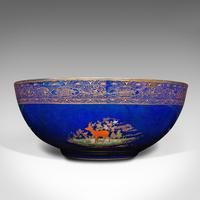 Antique Decorative Fruit Bowl c.1920 (5 of 10)