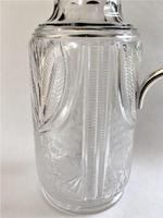 Superb Victorian Silver Plated Claret Jug (2 of 6)