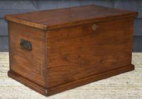 Lovely 19th Century Elm Box / Chest / Blanket Box c.1830 (11 of 13)
