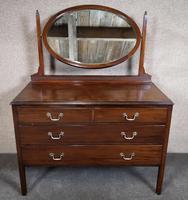 Edwardian Mahogany Dressing Table (4 of 8)