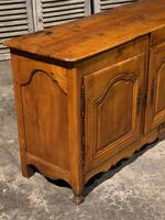 French Early Cherry Wood Sideboard (13 of 14)