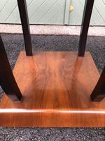 Art Deco Walnut & Ebonised Table (7 of 9)