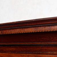 Georgian Chest on Chest of Drawers Inlaid Mahogany (11 of 12)