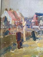 Riverside Gorleston by Geoffrey Chatten, R.B.A (3 of 4)