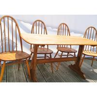 Ercol Refectory Table (11 of 11)