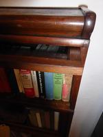 Oak 4 Tier Bookcase (6 of 6)
