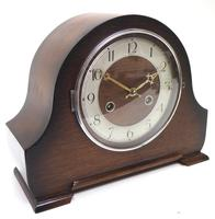 Good Hat Shaped Mantel Clock – Striking 8-day Arched Top Mantle Clock (3 of 10)