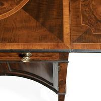 George III Chippendale-style Satinwood Pembroke Table (7 of 14)