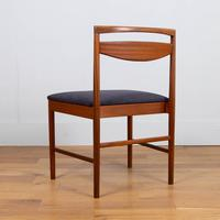 Set of 6 Mid Century Teak McIntosh Dining Chairs (11 of 12)