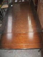 Refectory Draw Leaf Dining Table (2 of 3)