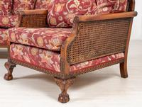 Good Quality Mahogany Bergere Suite (5 of 14)