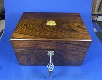 Victorian Rosewood Jewellery Box (16 of 17)