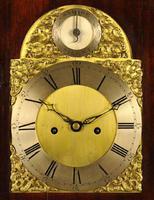 Mahogany Verge Repeating Fusee Bracket Clock (4 of 12)