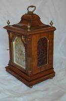 Leinzkirch Ting Tang Walnut Mantel Clock (5 of 7)