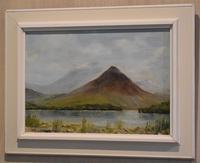 Welsh Landscape Oil Painting by Charles Wyatt Warren (2 of 7)