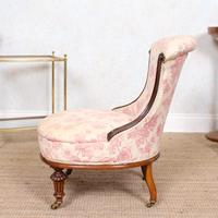 Tub Chair Carved Mahogany 19th Century (10 of 10)