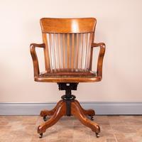Revolving Office Desk Chair (12 of 13)